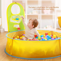 Play For Kids Swimming Pool Clean Portable Tent Shape Bathtub Beach Home Use Sun Shade Garden Ball Frame Waterproof
