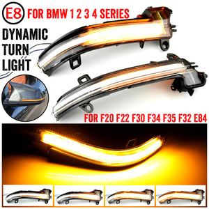 Image 1 - Led Repeater Licht Spiegel Knipperlicht Side Wing Dynamische Richtingaanwijzer Blinker Voor Bmw F20 F21 F22 F30 E84 1 2 3 4 Serie