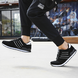Image 5 - Valstone Mens sneakers Breathable cemented shoes outdoor trainers light walking shoes summer autumn everyday shoes hot sale