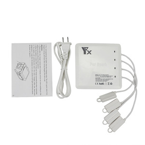 Image 5 - 6in1 מהיר מטען עבור DJI ניצוץ סוללה & בקרת סוללה טעינת רכזת עם 2 יציאות USB עבור טעינת טלפון בית מטען עבור ספארק