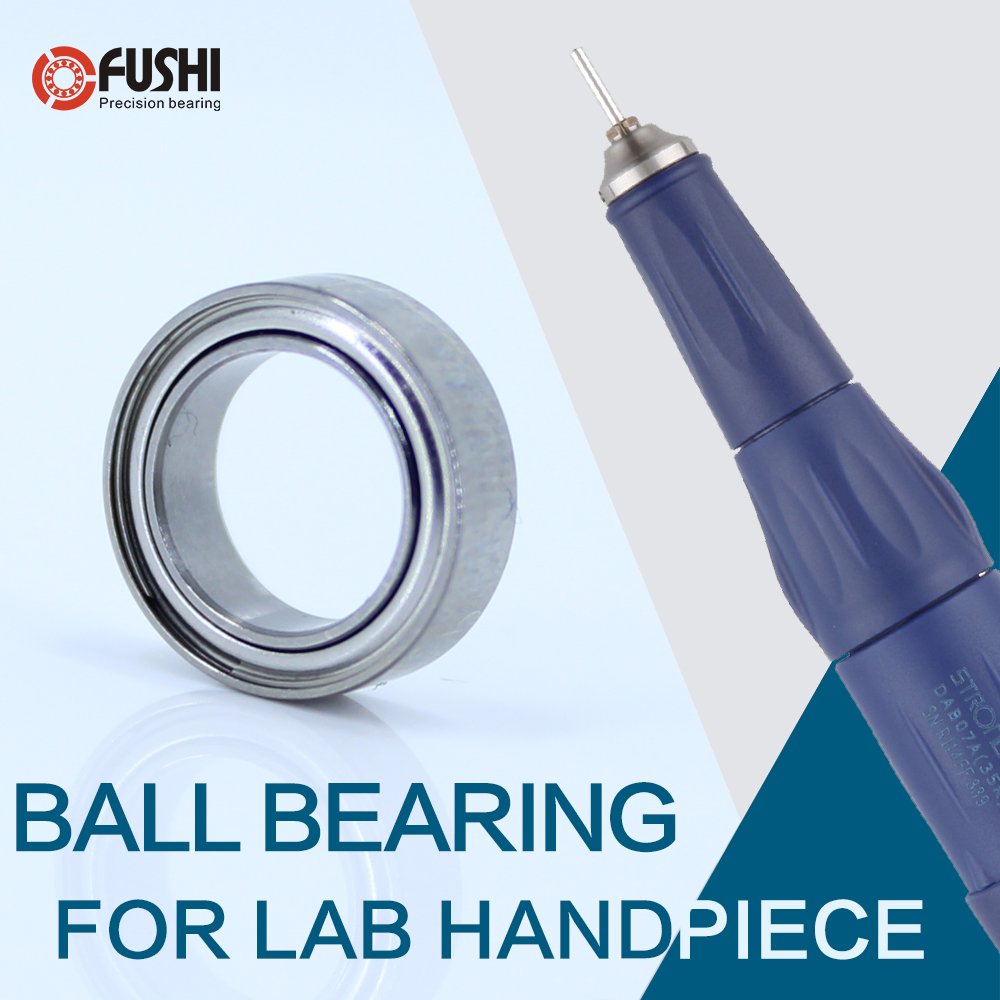 MR128ZZ Handle Bearings 8x12x3.5 Mm For Strong Drill Brush Handpiece MR128 ZZ Nail Ball Bearing