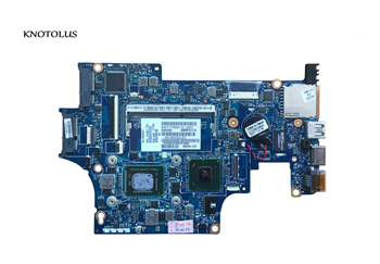 High quality Laptop motherboard 672351-001 for HP FOLIO 13 13T motherboard I3-2367M 1.4G HM65 UMA , tested 100% working