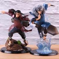 Heißer Spielzeug Anime Naruto Shippuden Figur Hashirama Senju Tobirama Senju Action Sammlung Modell Spielzeug