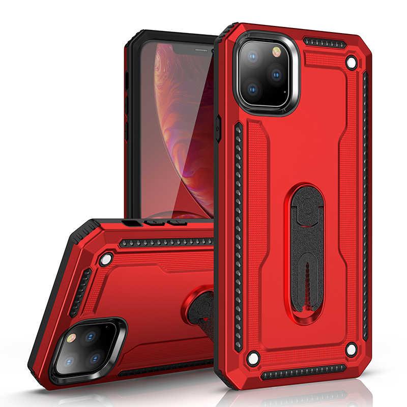 Air Vent Mount ผู้ถือโทรศัพท์มือถือสำหรับ iPhone 11 Pro XS MAX X XR 8 7 Plus 6 6S PLUS เกราะกันกระแทกโทรศัพท์กรณีปกหลัง
