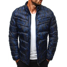 Large Mens Cotton Jacket Winter Jackets and Coats  Bubble Coat Men Clothes