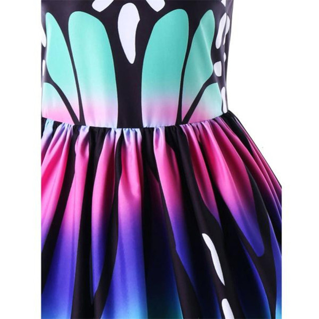 unique butterfly dress, fun and playful 4