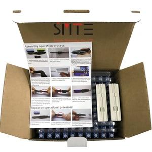 Image 5 - Conector de fibra óptica, 100 unids/lote, SC UPC, NPFG, 60mm, 0,3 dB, SC UPC, conector rápido