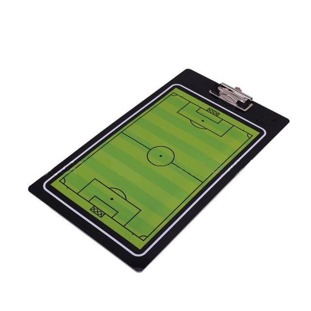 Entraîneur de Football tactique recherche presse-papiers dossier magnétique Coaching PVC conseil Sports accessoires