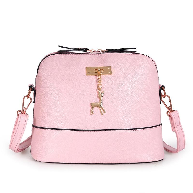 Driga HOT SALE!2020 Women Messenger Bags Fashion Mini Bag With Deer Toy Shell Shape Bag Women Shoulder Bags Handbag 3