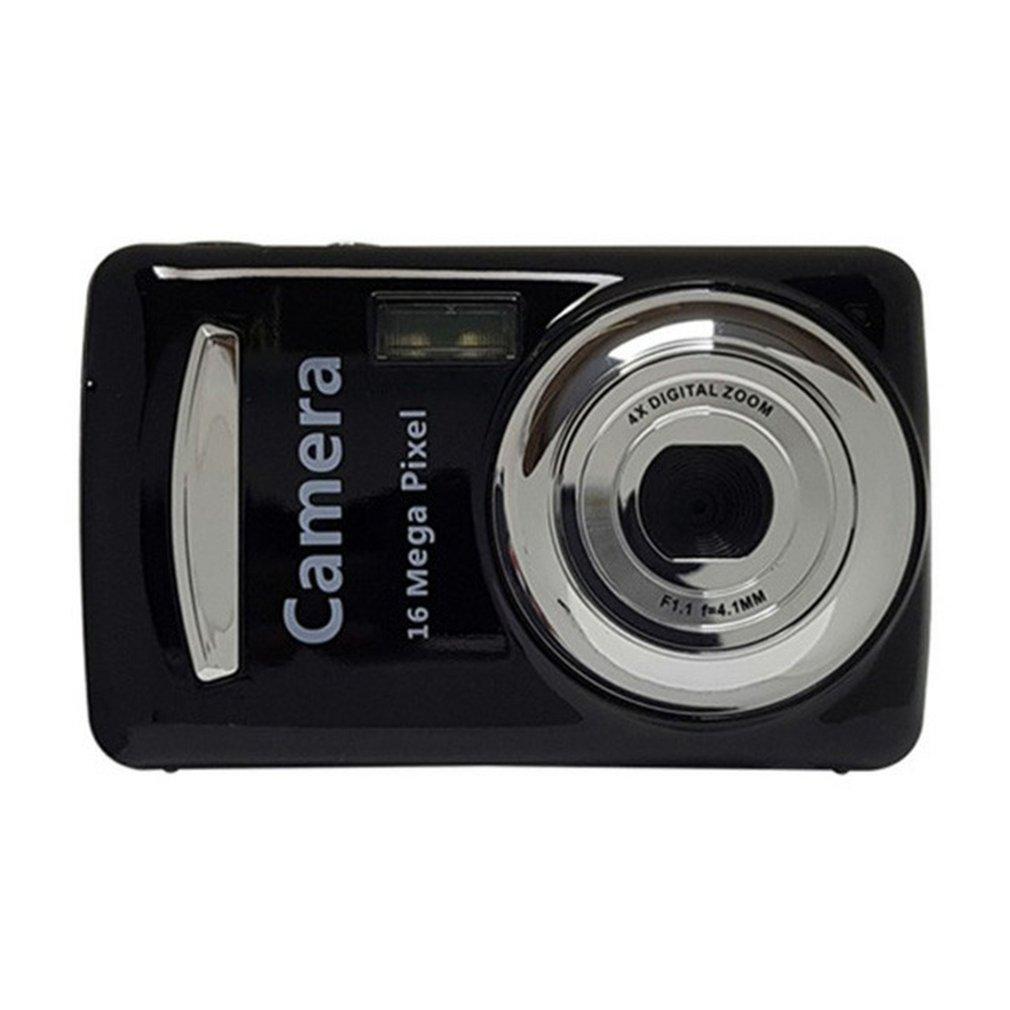 Digital-Camera Mini Portable 16-Million-Pixels Convenient High-Definition