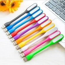 10pcs/lot Multi-color Led USB Light Portable For Laptop Book