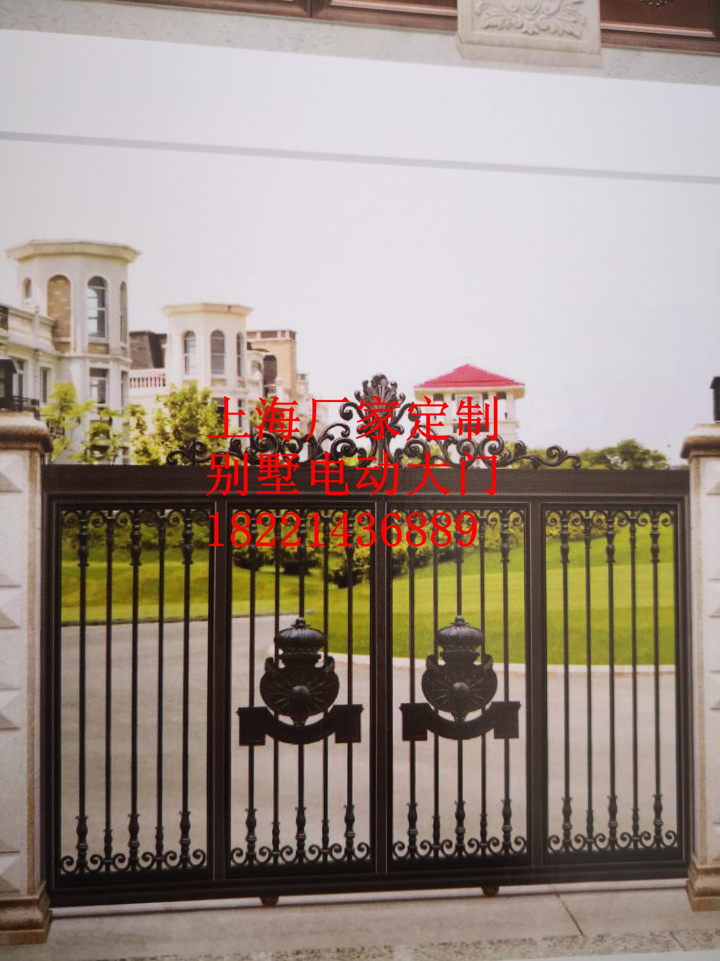 Shanghai Hench  Custom USA Australia Home Use Decorative Custom Metal Gates