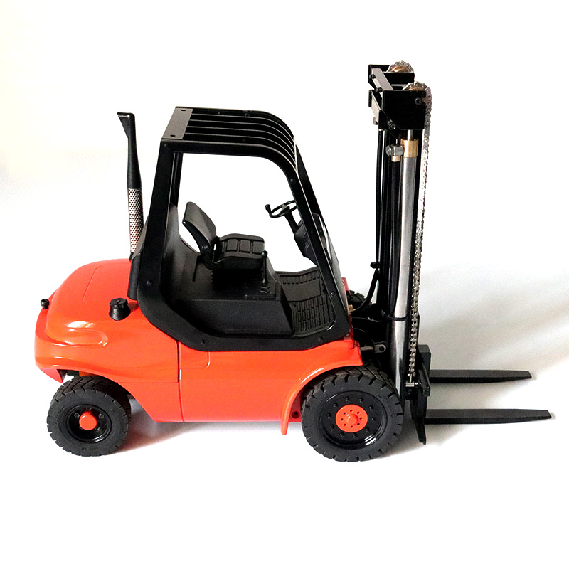 1/14 RC Hydraulic Forklift Set With Remote 7