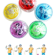 Classic Toys Led-Light Games Magic Yoyo Practice-Juggling Yo Yo Hobby Professional Creative