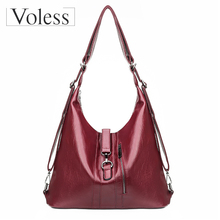 Women Handbags 2019 High Quality Messenger Bag for Women Casual Large Totes Shoulder Crossbody Bag Female Ladies Leather Handbag цена в Москве и Питере