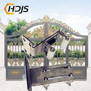 1pcs 304 stainless steel bearing pulley, villa gate positioning pulley, bevel wheel, sliding door wheel, track wheel