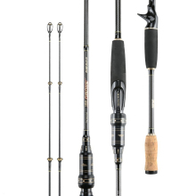 Portable Carp Fishing Rod 2.1m M/ML Power Carbon Fiber Ultralight Hard Casting Rod Telescopic Sea Fishing Pole Fly Spinning Rod obei purista carp fishing rod carbon fiber fuji spinning rod pesca 3 5 3 0lb power 40 160g 3 60m hard pole surf rod