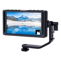 F5 5 DSLR On Camera Field Monitor Small Full HD 1920x1080 IPS Video Peaking Focus Assist with 4K HDMI 8.4V DC Input Output