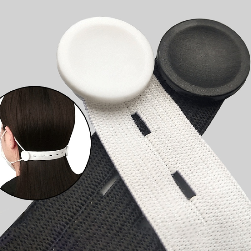 1PCS Mask Extension Hook Anti-slip Ear Mask Grips Elastic Mask Extend Hook Mouth Mask Accessories