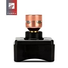 Great Voice Restore! YUEPU RU-M582 Microphone Capsule Mic Head Core Replacement for mic High-Fidelity Rose-Gold Metal