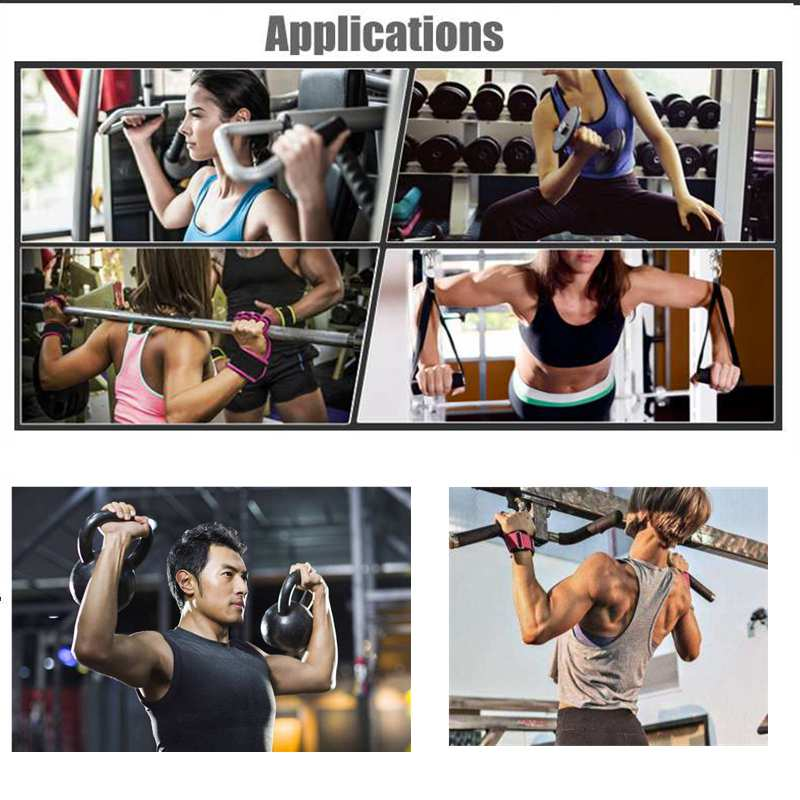New-1-Pair-Weight-Lifting-Training-Gloves-Women-Men-Fitness-Sports-Body-Building-Gymnastics-Grips-Gym
