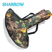 1Pc Outdoor Camouflage y Cross Bow Bag Light Weight Bow Mili