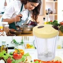 Кухонный измельчитель для еды, домашний ручной веревочный процессор, слайсер, измельчитель для салата, овощные инструменты, мясорубка для еды