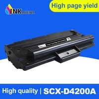 INKARENA SCXD4200A Nachfüllbare Toner Patronen Kompatibel Für Samsung SCX 4200 D4200A SCX4200 SCX-4200 SCX-D4200A SCX-4210