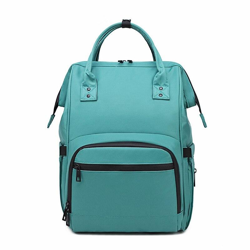 New Style Nylon Expectant Mom MOTHER'S Bag Storage Diaper Bag Multi-functional Large-Volume BABY'S Feeding Bottle Backpack