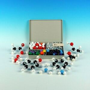 Image 5 - Set de construcción de química para niños, Set de construcción de modelo de química Molecular Atom, modelo educativo científico General para niños, 240