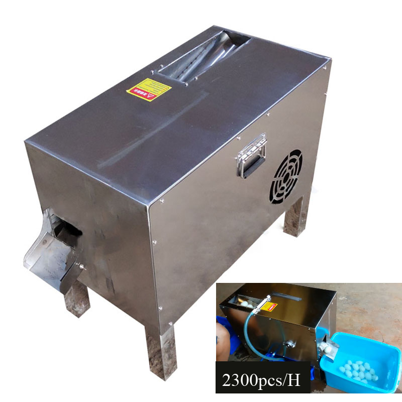 2300pcs/H 550w Electric Egg Washing Machine Chicken Duck Goose Egg Washer Egg Cleaner Wash Machine Poultry Farm Equipment