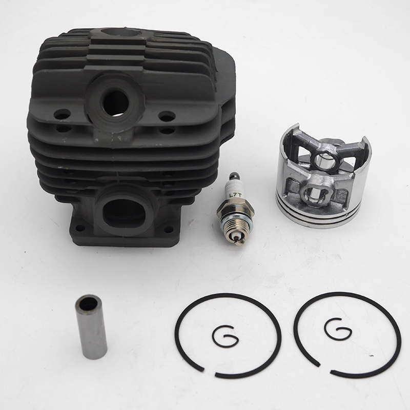 MS Fit 440 50mm 1128 Cylinder Plug 1227 Spark 020 044 Stihl Replace Kit 1128 1201 For Piston 020 Chainsaw MS440 With