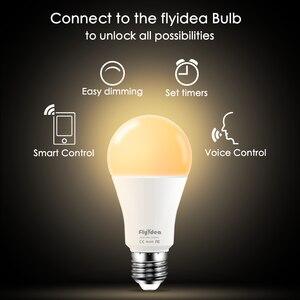 Image 4 - 15W Thông Minh Bóng Đèn RGB Trắng 220V Magic Light 110V LED E27 Wifi Bóng Đèn Chức Năng Hẹn Giờ công Việc Alexa Google Home Điện Thoại Thông Minh