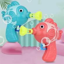 Милая Рыба мыло вода пузырь чайник воздуходувка машина игрушка