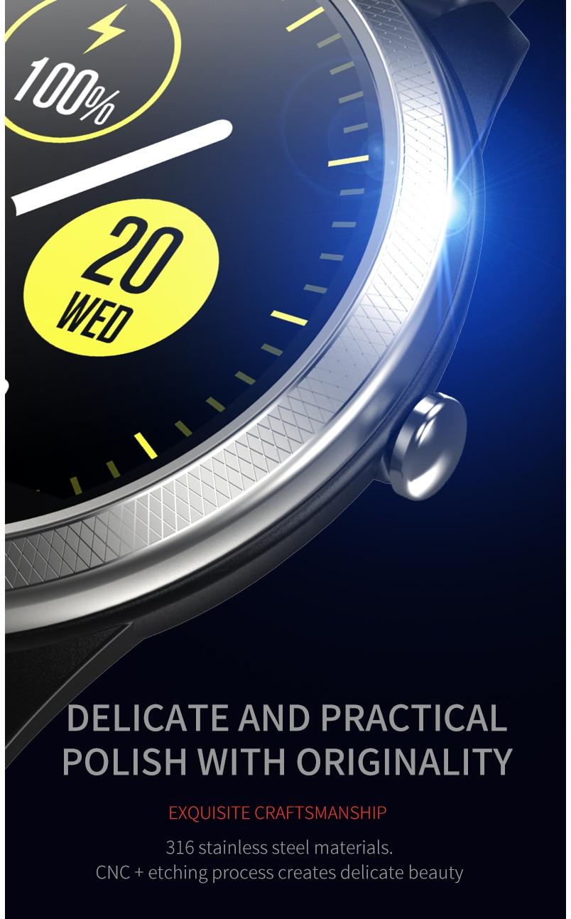 Smart watch sports waterproof F11 ECG + PPG Screen