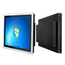 10.4 12 15 17 inch Industrial monitor for PC lcd Capacitive touch Screen With VGA USB interface Tablet display Support OEM ODM