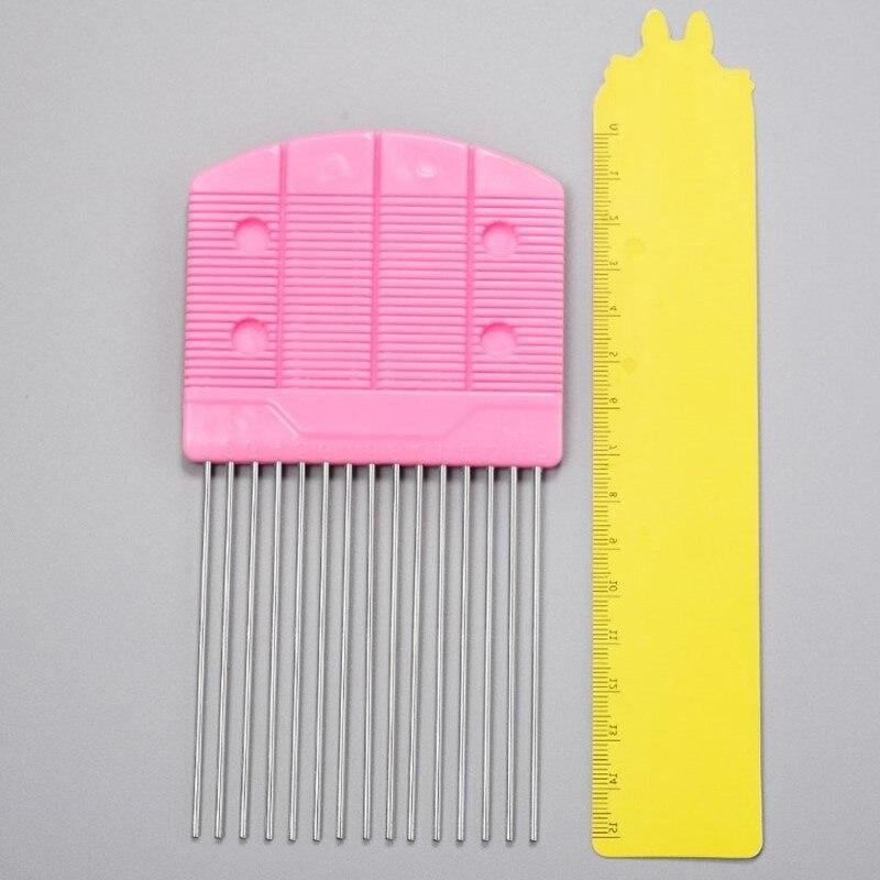 200 tiras de papel Encañonado 5 mm Ancho-Azul Oscuro