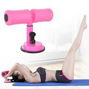 Zitten Assistent Abdominale Core Workout Fitness Verstelbare Sit Ups Fitnessapparatuur Draagbare Situp Zuig Sport Home Gym