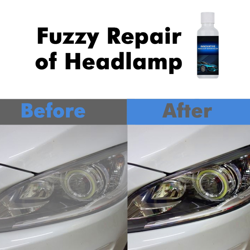 LensPro Instant Headlight Repair Polish