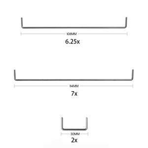 Image 5 - مُثبَّت ثنائي الفينيل متعدد الكلور مُثبَّت على شكل برغي من الكرز الأصلي مُثبتات ثنائي الفينيل متعدد الكلور بمحور قمر صناعي 7u 6.25u 6u 2u لمفاتيح تعديل لوحة المفاتيح الميكانيكية