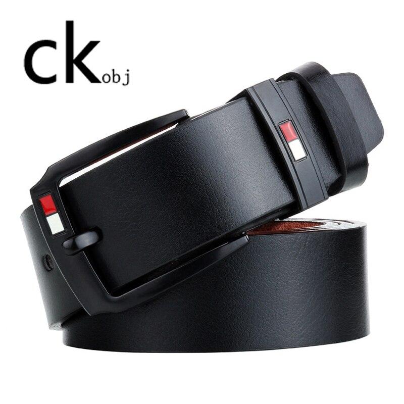 HOT High Quality Fashion Pin Buckle Men's Belt Vintage Belt  Pin Buckle Men Belt BELT