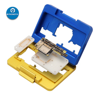 Universal Molds 3 IN 1 Motherboard Test Fixture Mechanic Layered Fixture Separating Teardown Test Jig for iPhone X XS MAX Repair