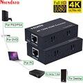 4K 120M HDMI sender sender Empfänger Transceiver HDMI Extender Schalter für PS4 EDID HDTV Monitor DVD Player PC set-top-TV Box