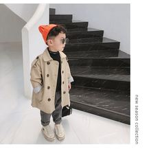Coats Spring Boys Kids Children's And Autumn Solid Tooling Baby 0-7-Years-Old Casual