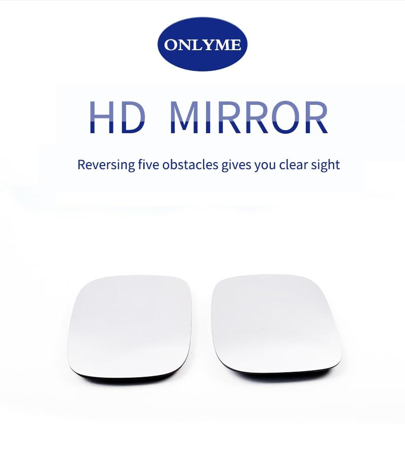 Espelho e capas