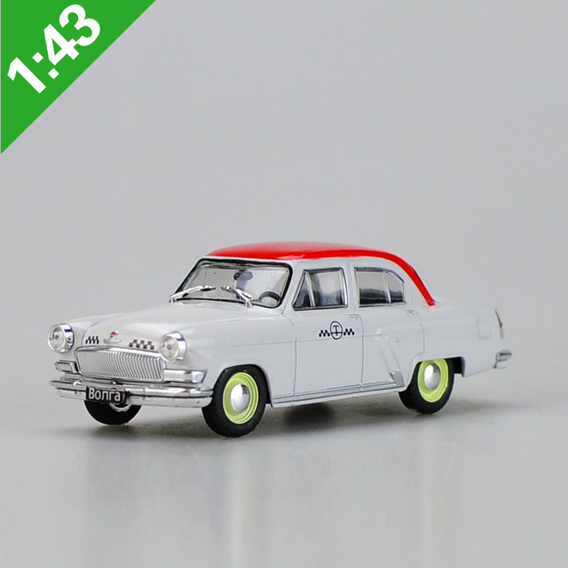 1:43 High Meticulous DEA USSR Bonra Alloy Model Car Static Metal Model Vehicles