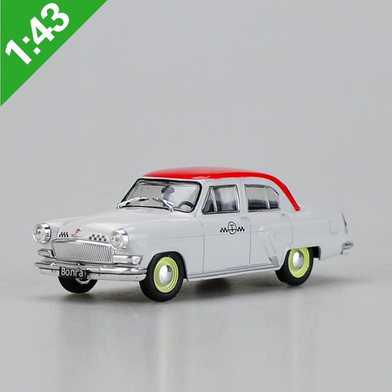 1:43 High Meticulous DEA USSR Bonra Alloy Model Car Static Metal Model Vehicles