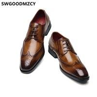 oxford brogues wedding shoes men suit shoes elegant shoes for men zapatos de hombre de vestir formal calzado hombre ayakkabı