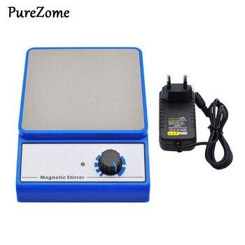 цена EU Plug Magnetic Stirrer Mixer Blender Machine with Stir Bar Laboratory 3000ml Capacity Maximum stirring 3000rpm онлайн в 2017 году