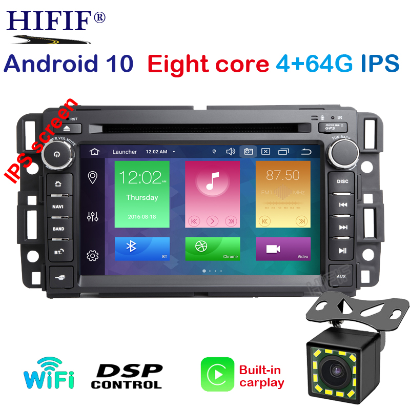 DSP Android 10 <font><b>Car</b></font> DVD Player <font><b>For</b></font> <font><b>Chevrolet</b></font> Captiva <font><b>Aveo</b></font> Epica Spark Optra Tosca Kalos Matiz Lova GPS <font><b>Radio</b></font> Navigation Screen image